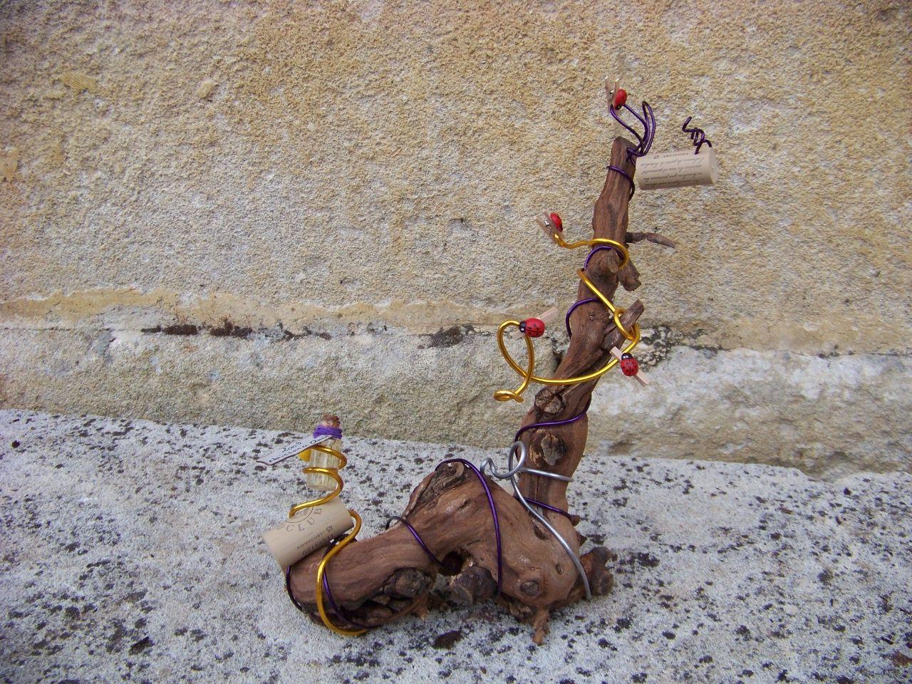 Couleur piment for Cep de vigne decoration